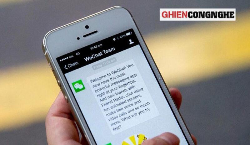 Cách đăng ký WeChat không cần quét mã. Liệu có thể làm được điều này trong năm 2021