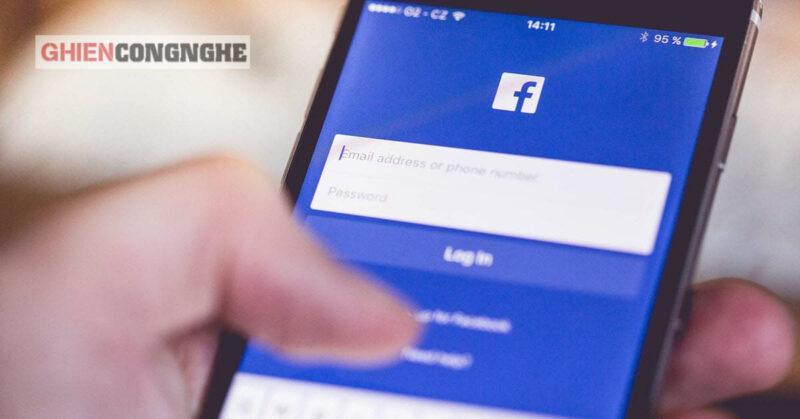 Cách lấy lại Facebook bị khóa hoặc bị hack bay màu