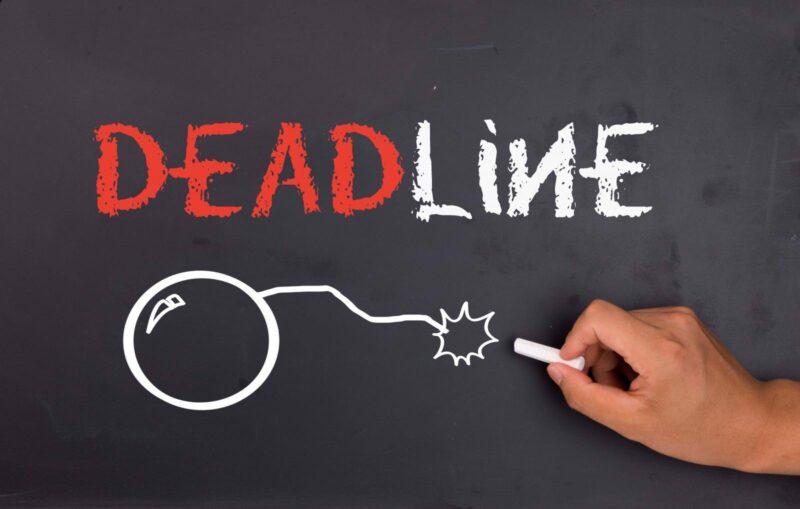 Deadline là gì? Làm thế nào để vượt qua nỗi bận tâm mang tên Deadline