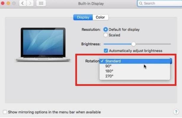 Cách quay màn hình máy tính đơn giản trên Windows và macOS 18