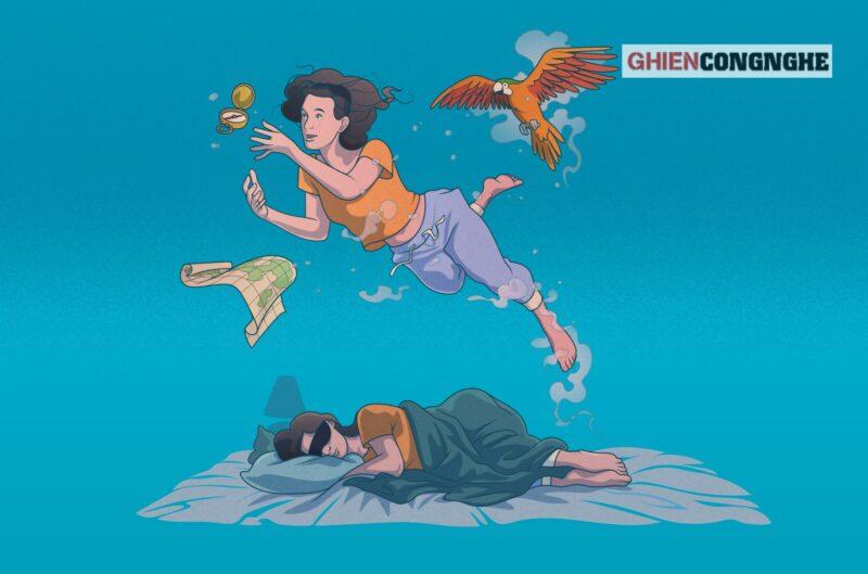 Lucid Dream là gì? Bạn đã bao giờ bị thế khi ngủ chưa?