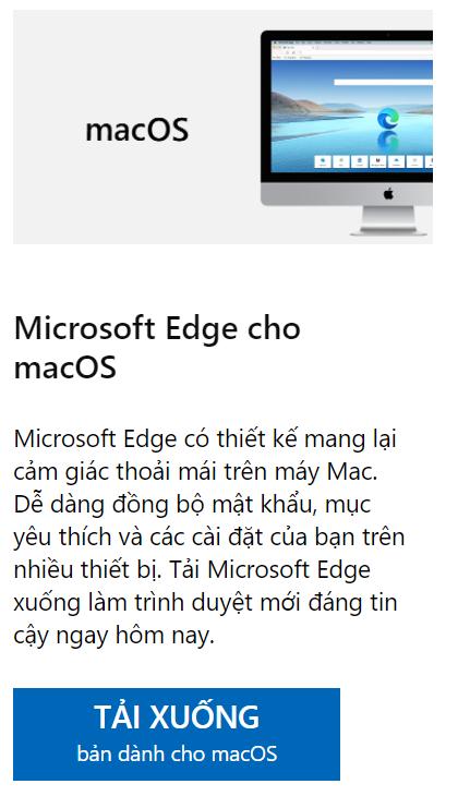 Microsoft Edge là gì