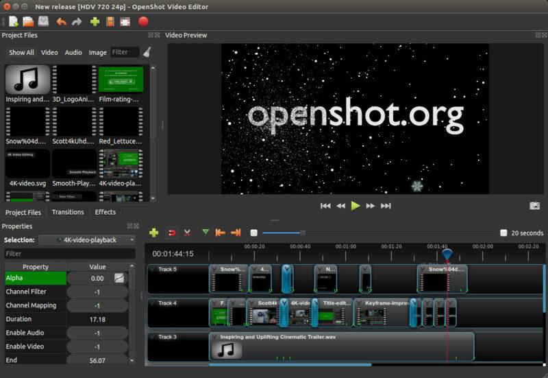 phần mềm edit video trên máy tính