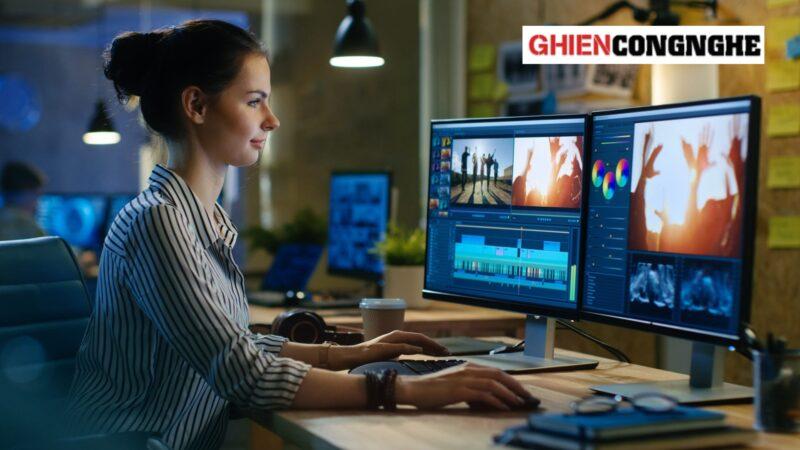 Top 25 phần mềm edit video được dân Editor đánh giá cao
