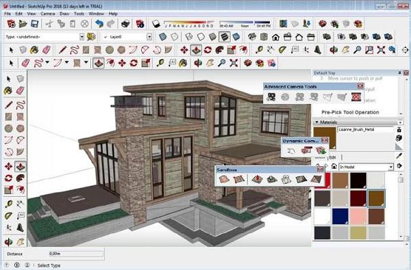 Phần mềm vẽ 3D