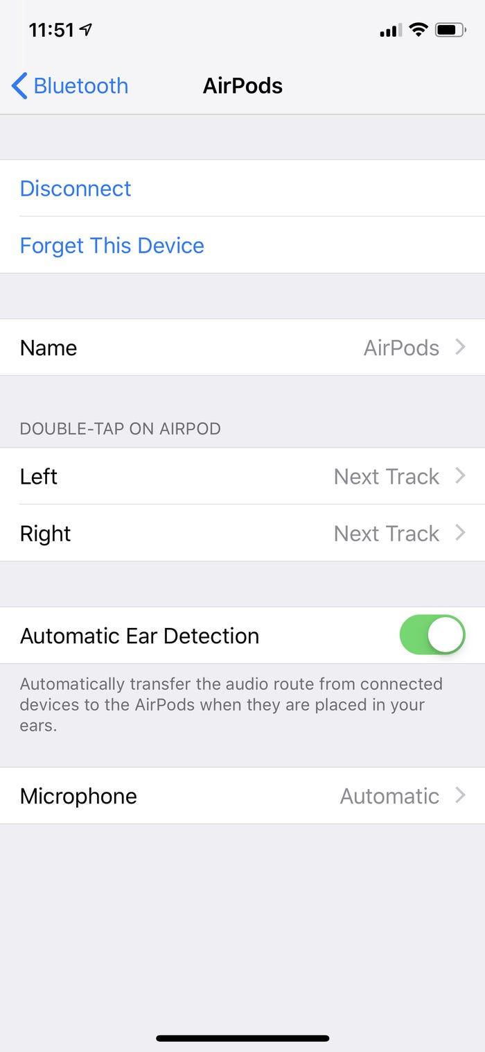 cách kết nối airpods