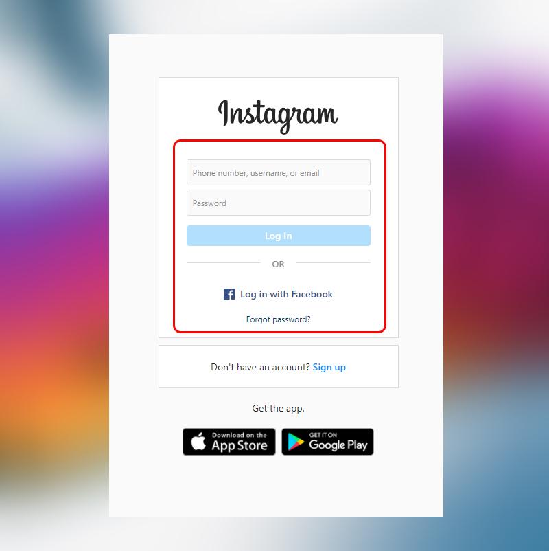 xóa tài khoản Instagram