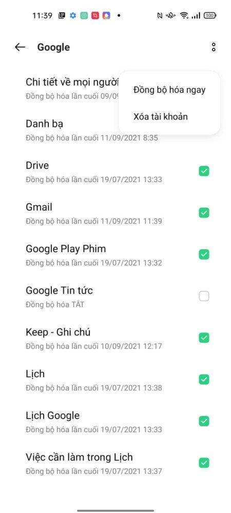 Cách xóa tài khoản Google vĩnh viễn trên máy tính hoặc điện thoại 18
