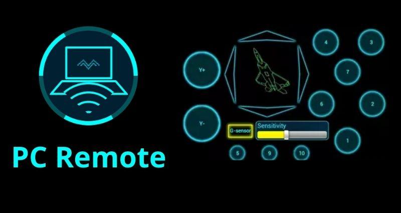 điều khiển máy tính từ xa bằng điện thoại