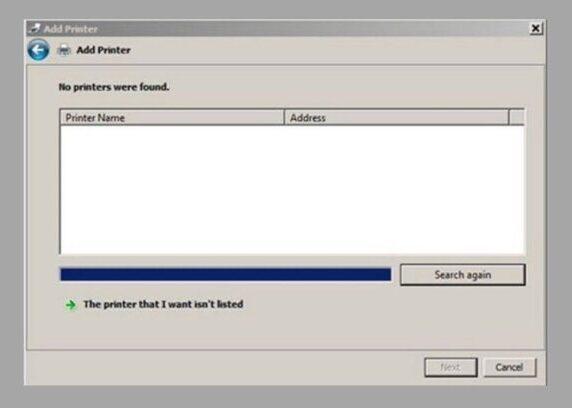 Cách cài máy in qua mạng LAN win 7