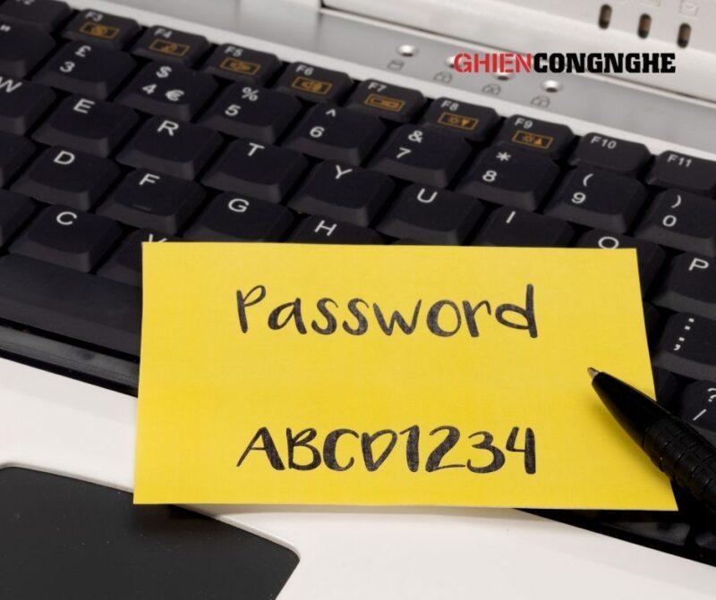 password hint là gì