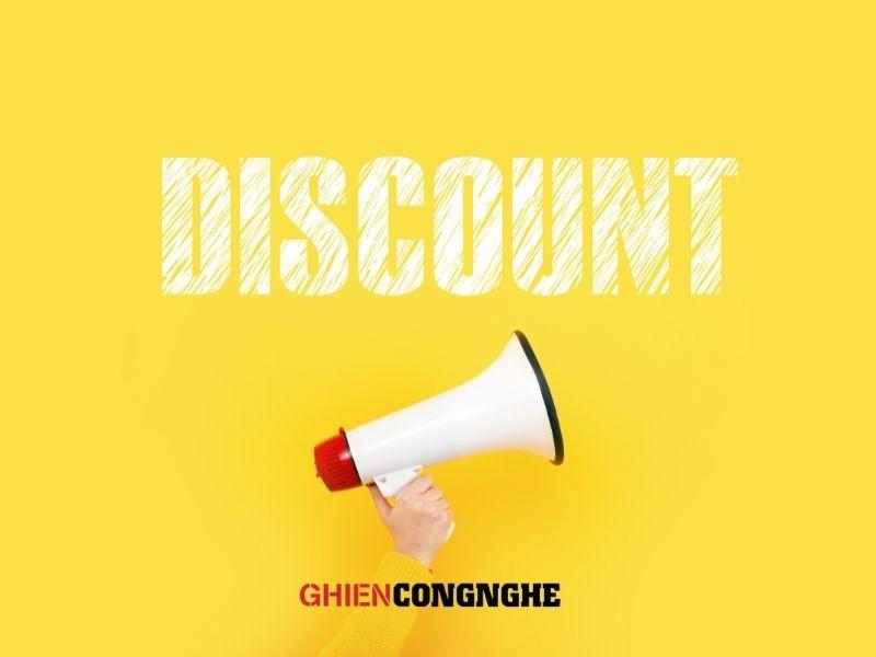Discount là gì? Định nghĩa, ví dụ và các thuật ngữ liên quan