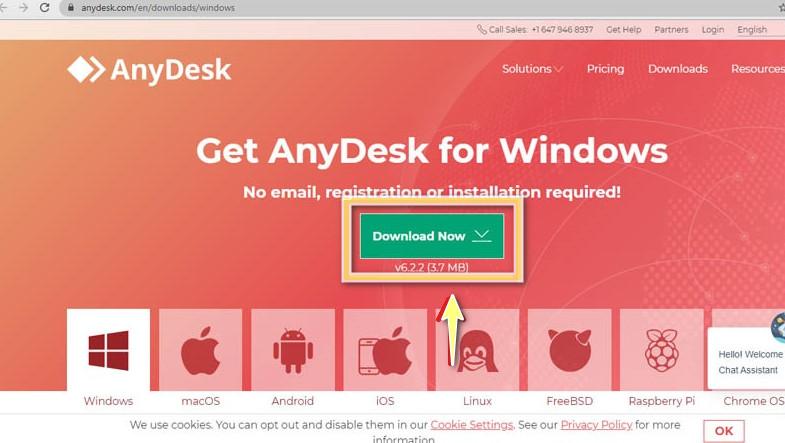 Anydesk là gì?