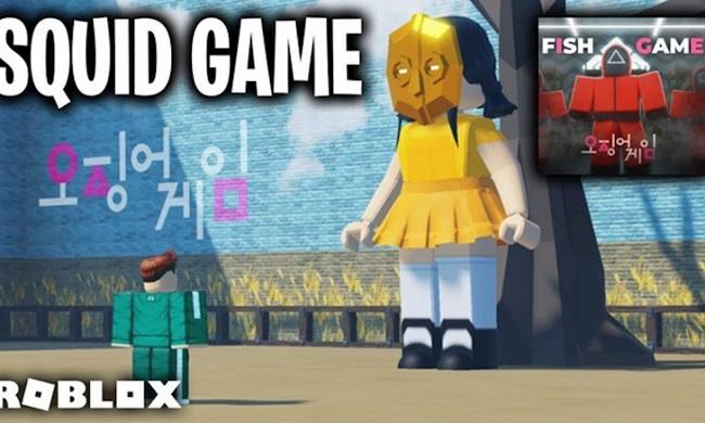 cách chơi Squid Game trong Roblox
