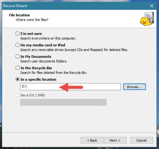 Cách khôi phục file đã xóa Win 10. Đây là 5 cơ hội cuối cùng trước khi bạn mất chúng mãi mãi 7