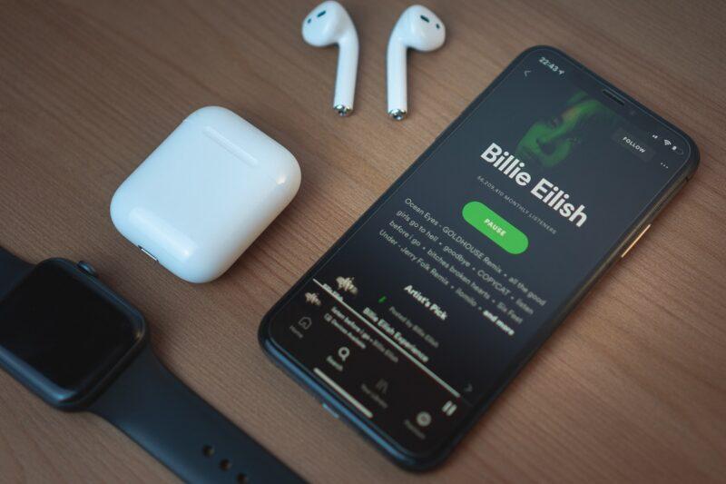 Cach tai nhac tren Spotify