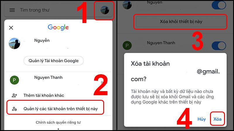 Cách xóa tài khoản Google vĩnh viễn trên máy tính hoặc điện thoại 33