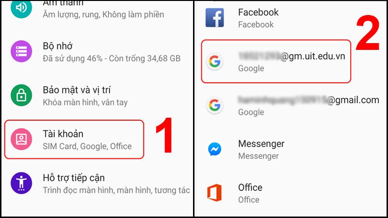Cách xóa tài khoản Google vĩnh viễn trên máy tính hoặc điện thoại 30