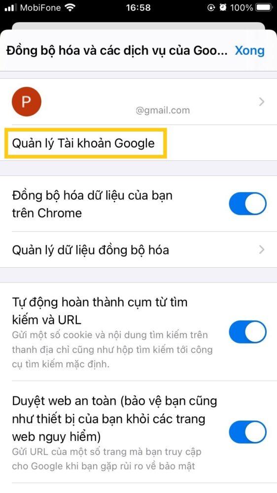 Cách xóa tài khoản Google vĩnh viễn trên máy tính hoặc điện thoại 5