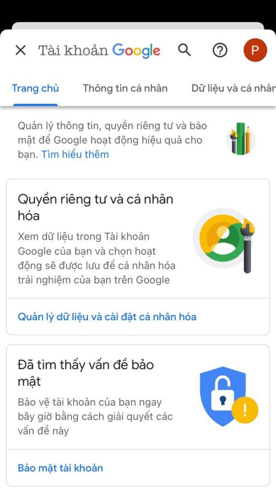 Cách xóa tài khoản Google vĩnh viễn trên máy tính hoặc điện thoại 6
