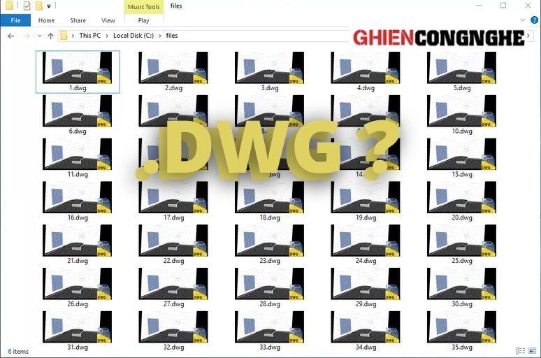 File DWG là gì và cách mở, chỉnh sửa và chuyển đổi file DWG