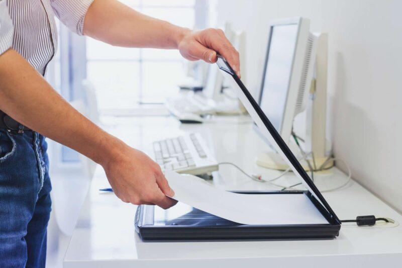 File scan là gì? Hướng dẫn scan tài liệu nhanh và đơn giản
