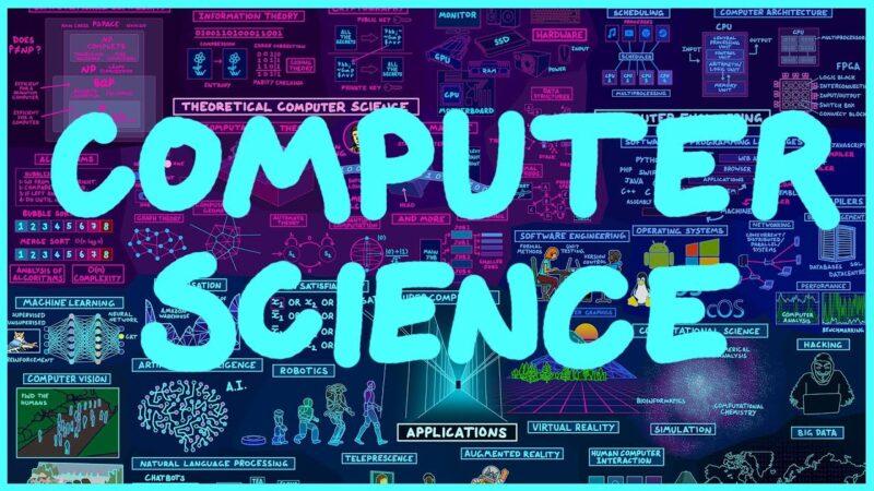 khoa học máy tính là gì
