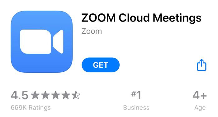 Cách sử dụng Zoom