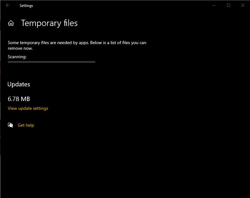Temporary file là gì? Bí thuật để xóa file tạm thời trên máy tính 3