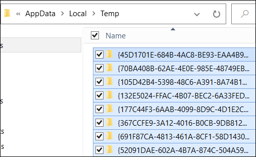 Temporary file là gì? Bí thuật để xóa file tạm thời trên máy tính 4