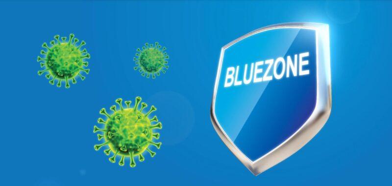cách sử dụng Bluezone