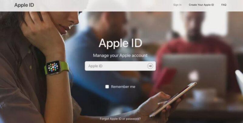 xóa tài khoản iCloud vĩnh viễn