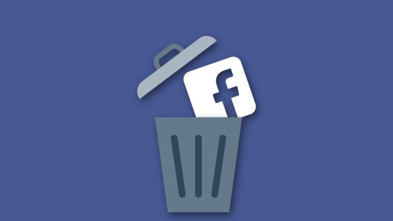 Xóa tài khoản Facebook