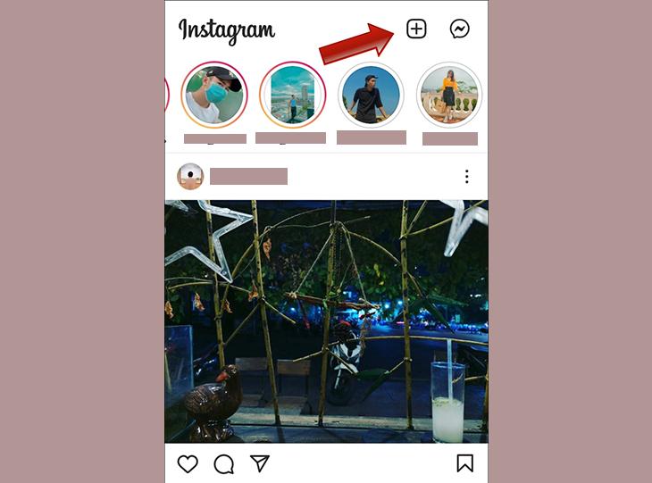 chơi đèn xanh đèn đỏ trong Squid Game trên Instagram