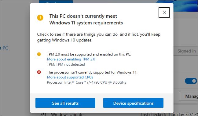 hướng dẫn nâng cấp TPM firmware 1.2 lên 2.0