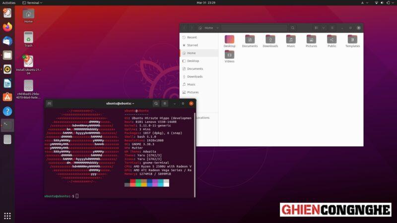 Ubuntu là gì? Sự lựa chọn hàng đầu của các lập trình viên thay cho Windows hoặc macOS
