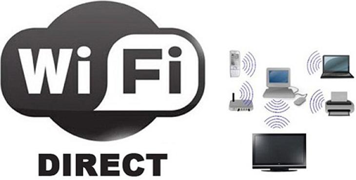 Cách kết nối laptop với tivi qua WiFi Direct dễ dàng